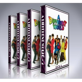 A Different World DVD - Seasons 1 to 6 - Complete