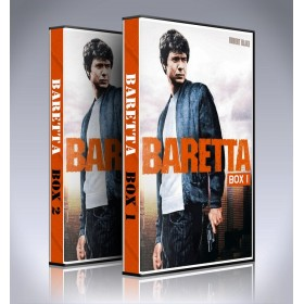 Baretta DVD Box Set - 3 Seasons - 1970s TV Series