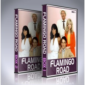 Flamingo Road DVD Box Set - Complete - Seasons 1 & 2
