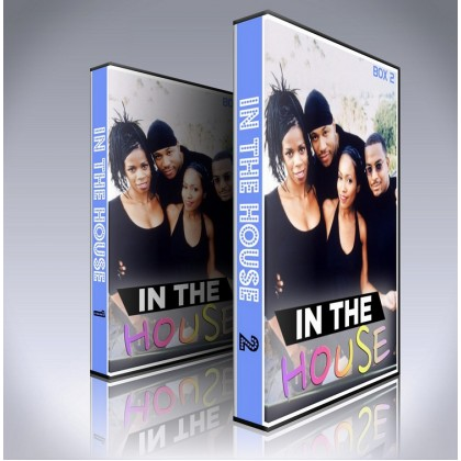 In The House DVD - Seasons 1 to 5 - Complete TV Show