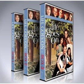 Life Goes On DVD - TV Show - 4 Seasons