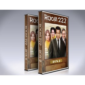 Room 222 DVD Box Set - Seasons 3, 4 & 5 - Complete 1970s Show