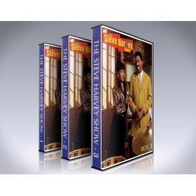 The Steve Harvey Show DVD Box Set - All 6 Seasons - Sitcom