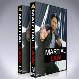 Martial Law DVD Box Set - TV Show - 1998