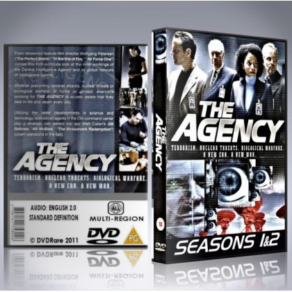 The Agency DVD Box Set - 2001 TV Show
