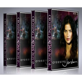 Crossing Jordan DVD Box Set - Complete Seasons 1-6
