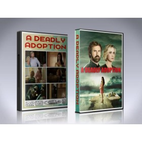 A Deadly Adoption DVD - 2015 Will Ferrell Movie