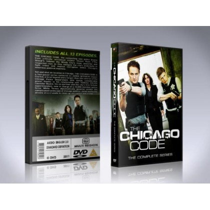 The Chicago Code DVD - 2011 TV Show