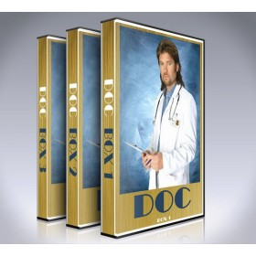 Doc DVD Box Set - Billy Ray Cyrus TV Show