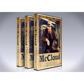 McCloud DVD Box Set - Complete TV Show Seasons 1-7