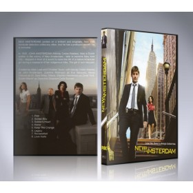 New Amsterdam DVD - 2008 TV Show