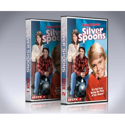 Silver Spoons DVD Box Set - Complete Seasons 1-5