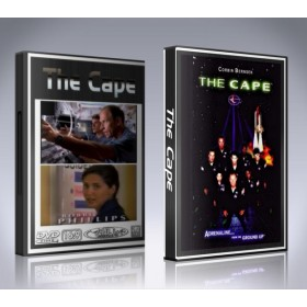 The Cape DVD - 2011 TV Show