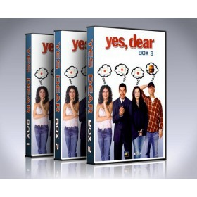 Yes Dear DVD Box Set - Complete TV Show
