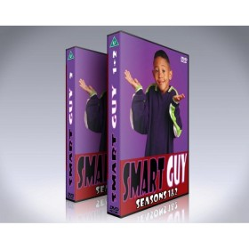 Smart Guy DVD Box Set - Seasons 1-3