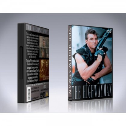 The Highwayman DVD Set - Sam J Jones