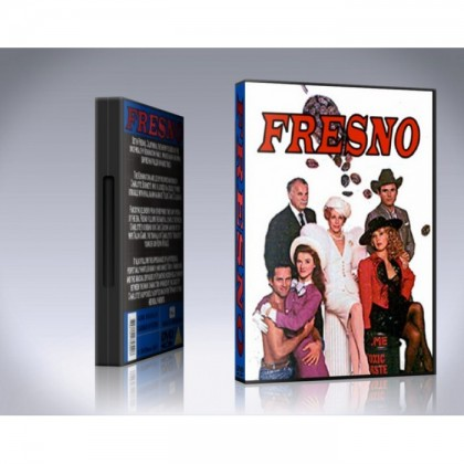 Fresno DVD - 1986 TV Series - Carol Burnett
