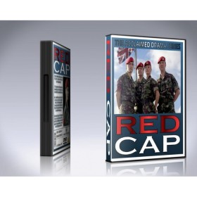 Red Cap DVD Set - Tamzin Outhwaite