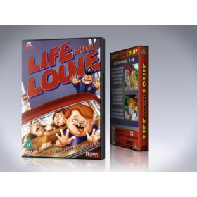 Life With Louie DVD - Every Episode