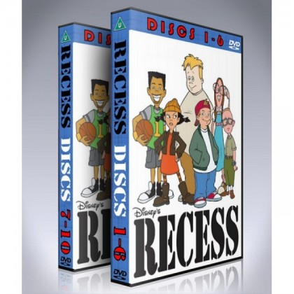 Recess DVD Box Set - Every Episode