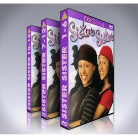 Sister Sister DVD Box Set - Complete - Tia & Tamera Seasons 1-6
