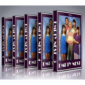 Empty Nest DVD - Seasons 1 to 7 - Complete TV Show