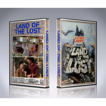 Land of the Lost DVD Box Set- 1991 TV Series - Complete