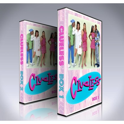 Clueless DVD Box Set - All 3 Seasons - TV Show