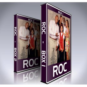 Roc DVD Box Set - Seasons 1-3 - Complete 1990s TV Show