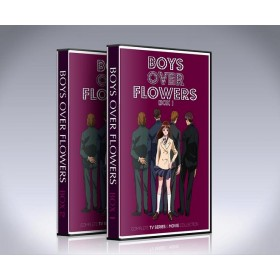 Boys Over Flowers DVD Box Set - Complete Anime