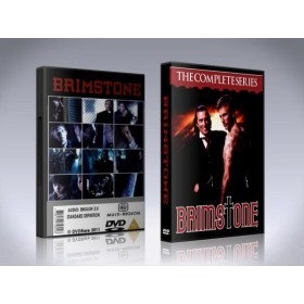 Brimstone DVD - 1998 TV Show
