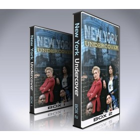 New York Undercover DVD - Complete Box Set