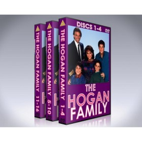 The Hogan Family DVD Box Set - Complete - Valerie Harper
