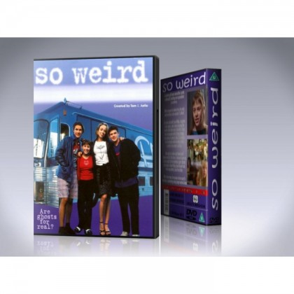 So Weird DVD Box Set - Complete 3 Seasons