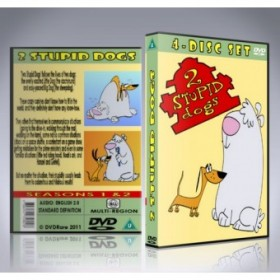 2 Stupid Dogs DVD - Every Episode