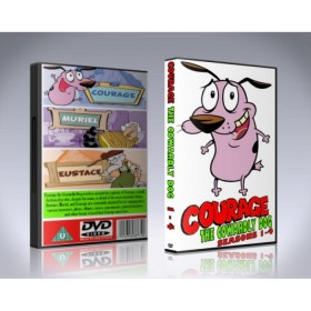 Courage The Cowardly Dog DVD Box Set